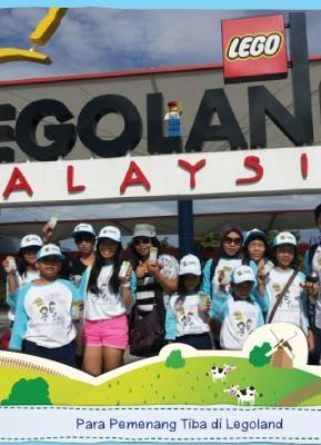 Liputan Perjalanan Pemenang HiLo School Drawing Competition ke Malaysia 2014