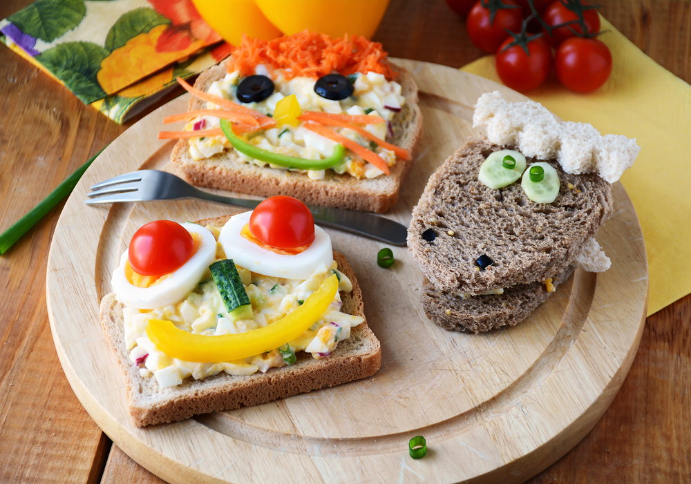 The 8 Rules of Kids' Nutrition